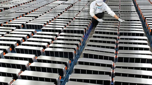 As electric vehicles take off, we'll need to recycle their batteries