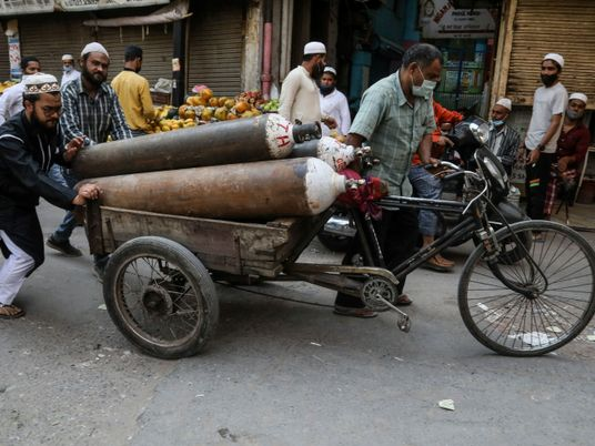 India's crisis shows how oxygen is a vital medicine not everyone can access