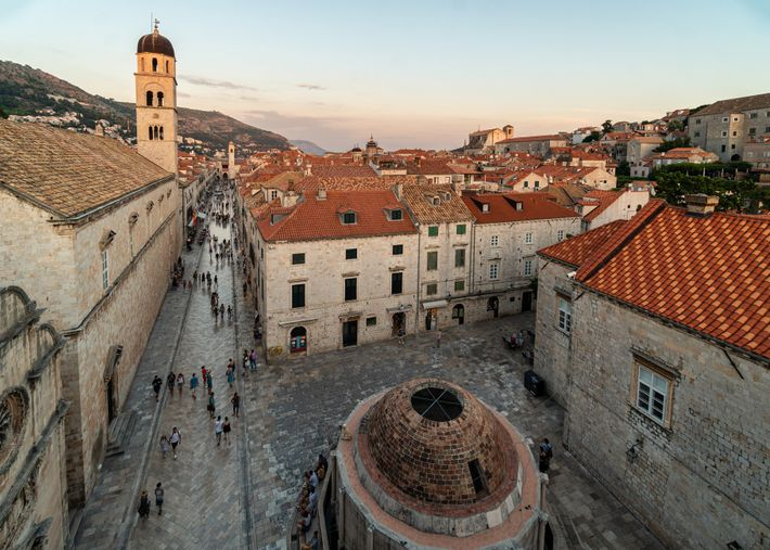 One of the world's largest walled cities and a UNESCO World Heritage site in Croatia, Dubrovnik's ...