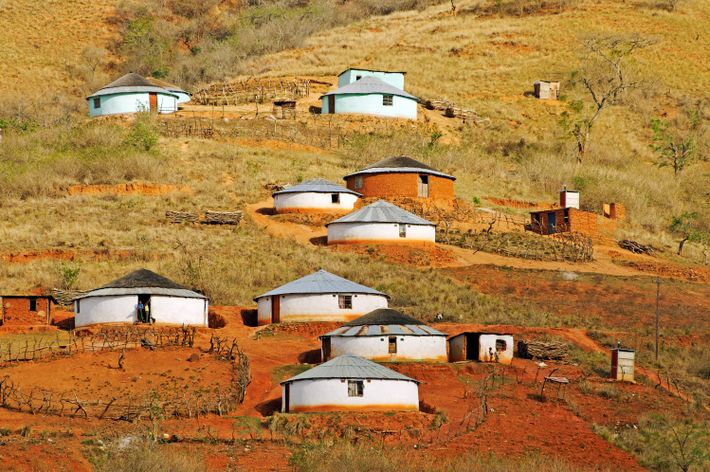 The greatest treasure of Kwa'Zulu Natal state, in South Africa, is its enigmatic living culture: over 10 ...