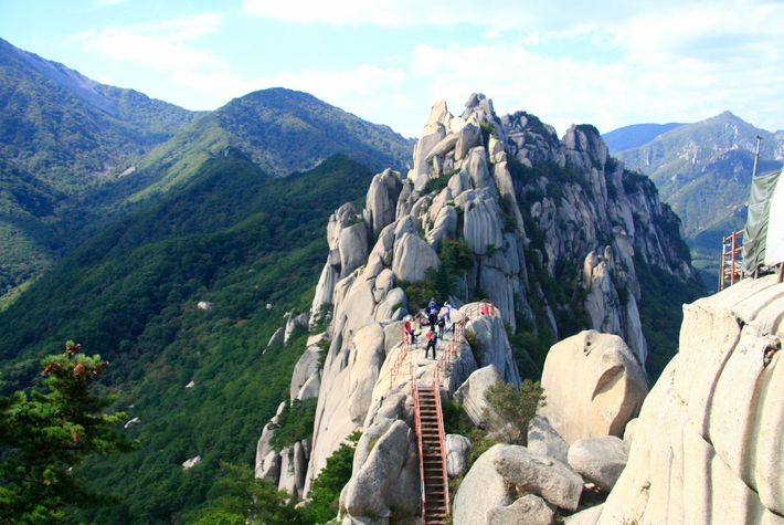 Gangwon has space and nature in abundance, and there are a multitude of camping options available, as ...