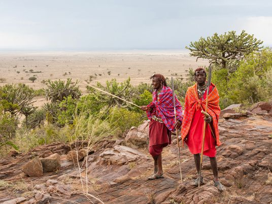 Meeting the Maasai: in conversation with Saboor and Rose from Kenya's renowned Maasai tribe