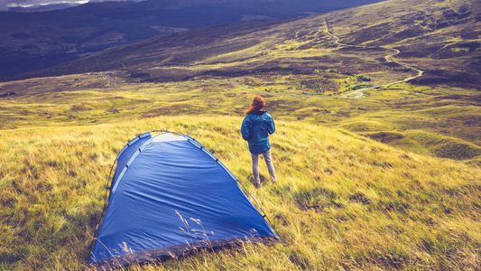 A beginner's guide to wild camping