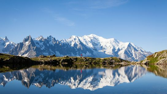 For Ariane, one of the greatest things about Switzerland is that you can soak up the ...