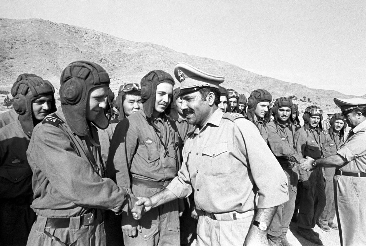Soviet War in Afghanistan, 1980