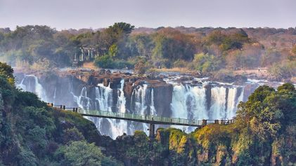 Notes from an author: Irene Sabatini on finding inspiration in Zimbabwe's landscapes