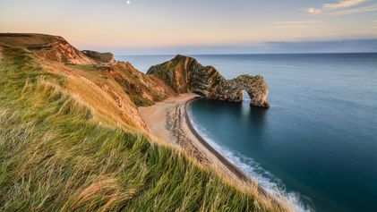 Where to see dinosaur footsteps and hunt for fossils in the UK