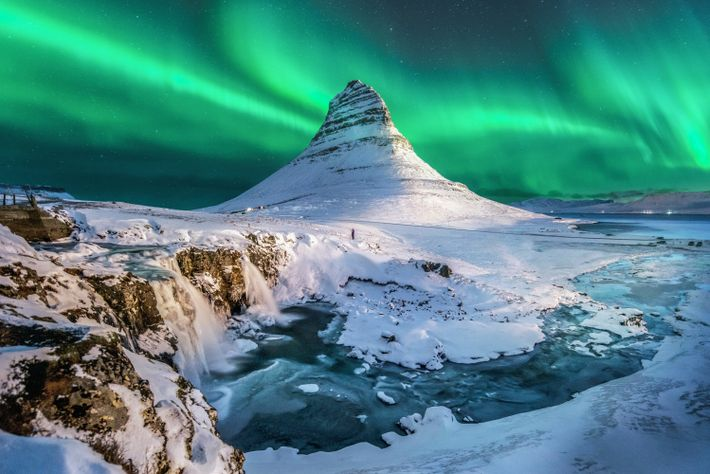 Weave ferry travel and hiking into your northern lights adventure in Iceland.