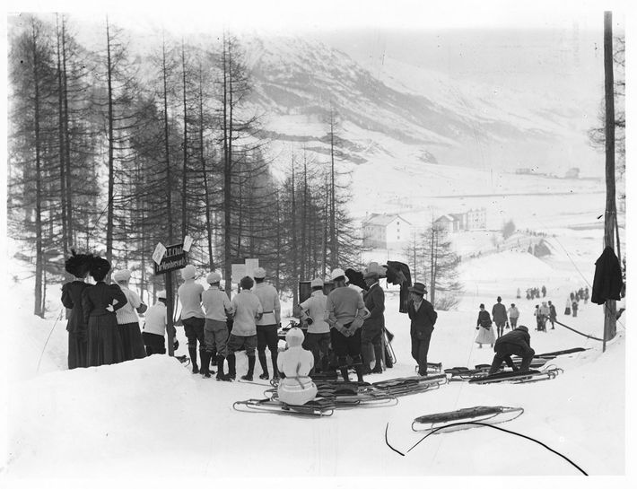 A 98-year rule prohibiting women from riding the Cresta Run for was finally overturned in a ...