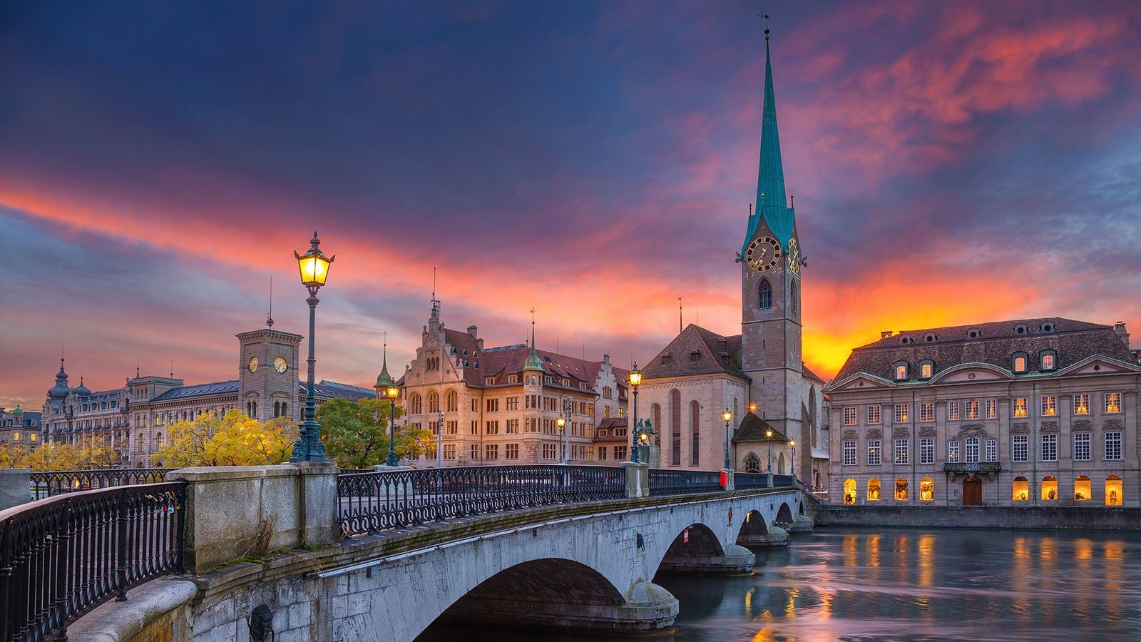 Zurich's mountain-backed metropolis is being invigorated by a flurry of bar openings, and Zurich is widely renowned ...