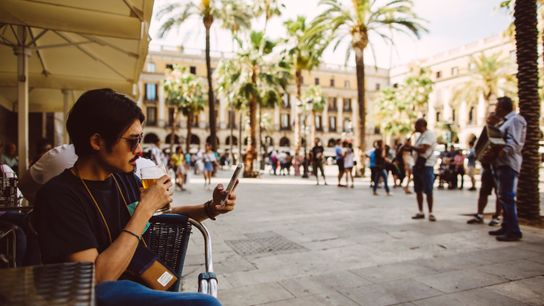 The hotspot of Plaça Reial is one of many areas in Barcelona that's home to an ...