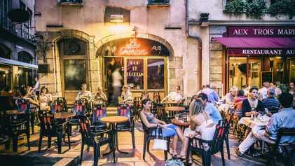 Six of Lyon's best bistro-style 'bouchon' restaurants