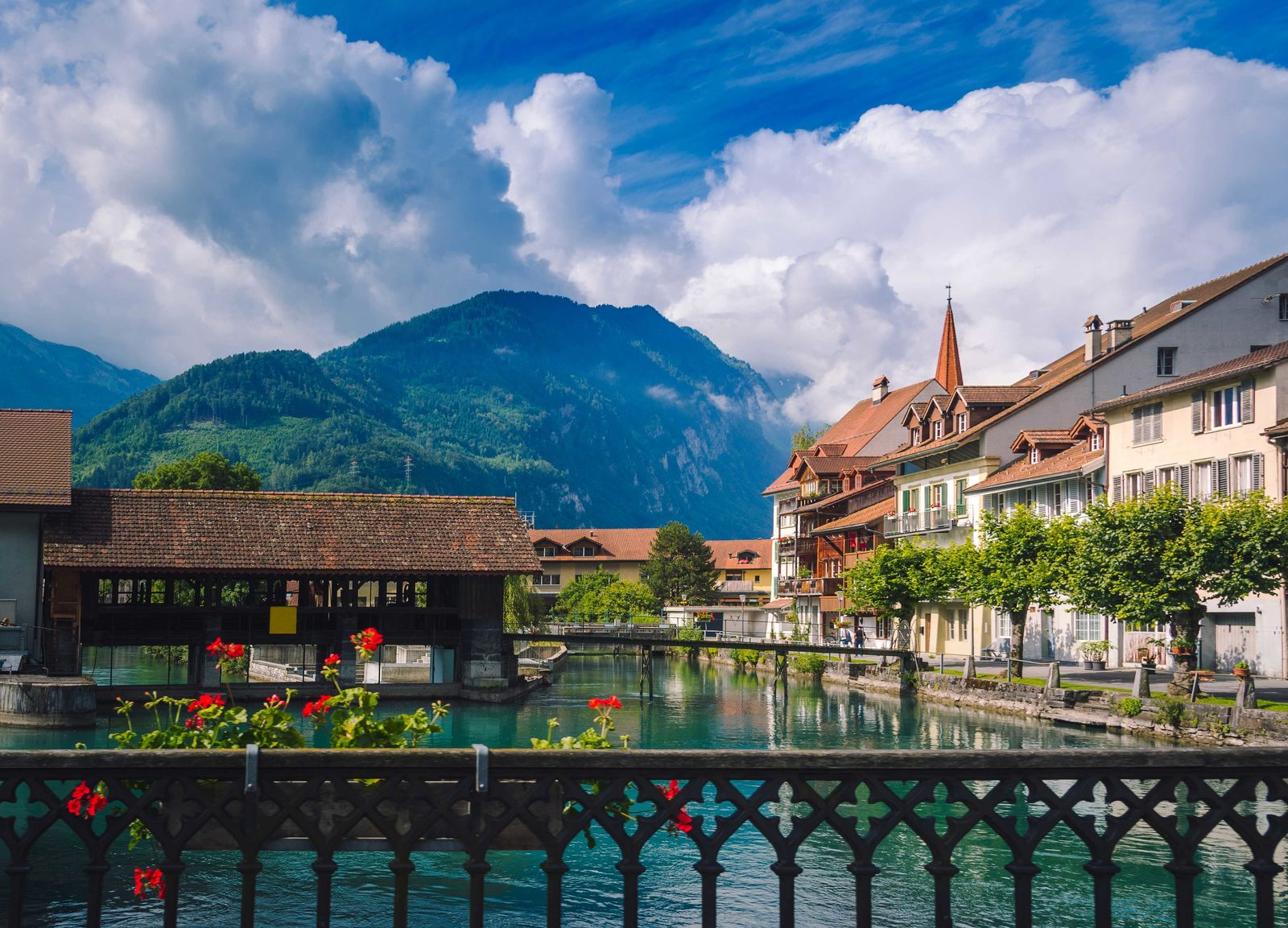 Slow travel in Switzerland: the 10-day rail itinerary