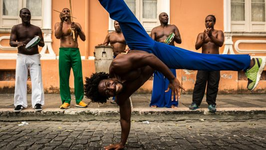 From my city to yours: capoeira master Gilberto da Silva on the beaches and beats of ...