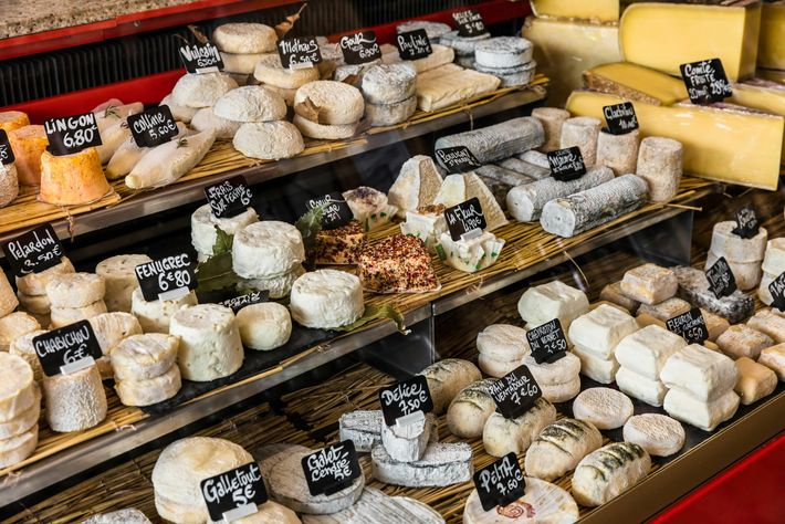 London-based La Fromagerie can deliver a fondue's worth of French fromage, as well as wine and ...