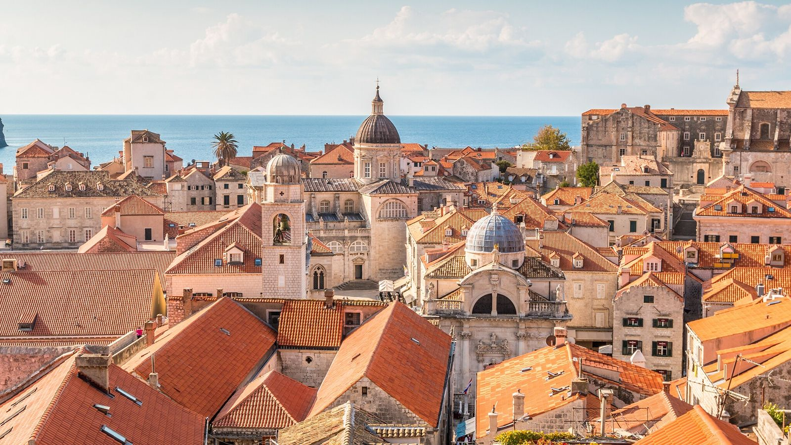Few cities in the world are so brazenly gorgeous as Dubrovnik.