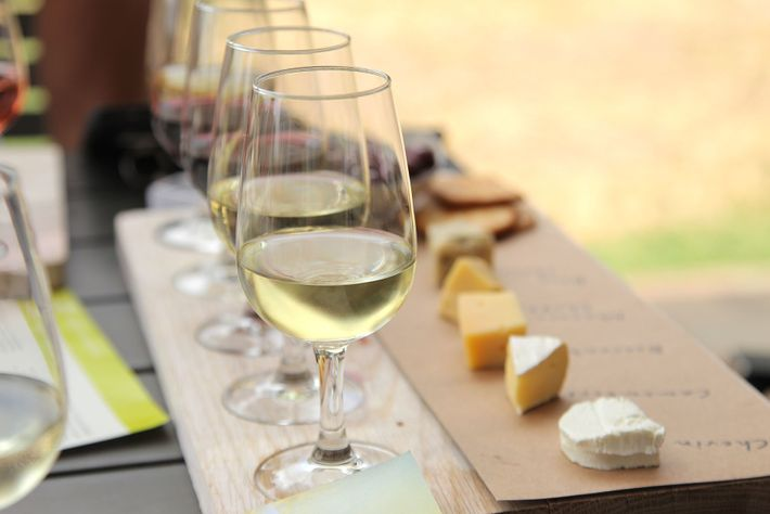 The trip isn't complete without sampling the country's delectable cheese and wine.