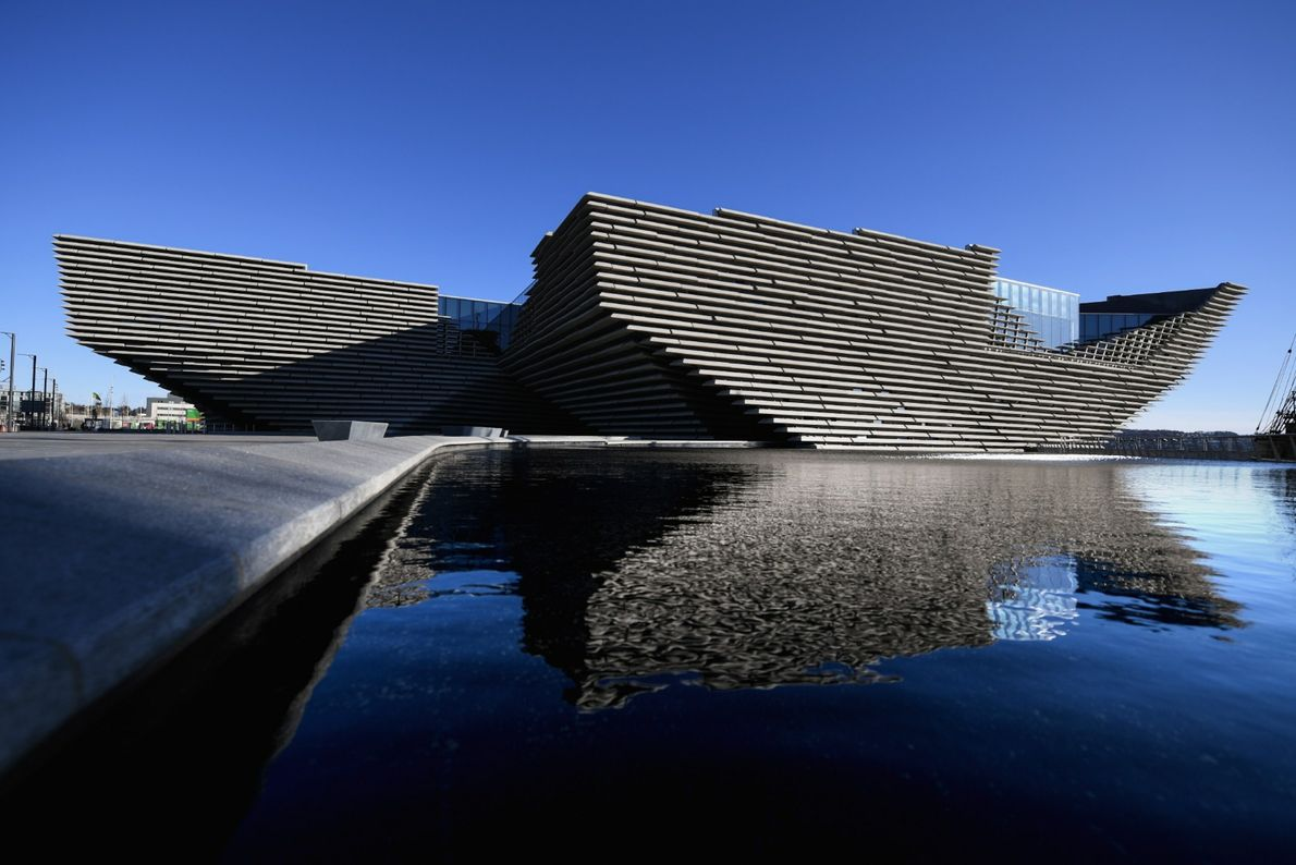 V&A Museum Dundee To Open September 2018
