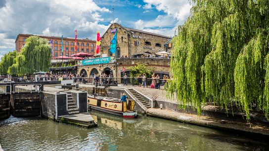 The Regents Canal has born witness to epoch-defining events, including the industrial revolution and both World ...