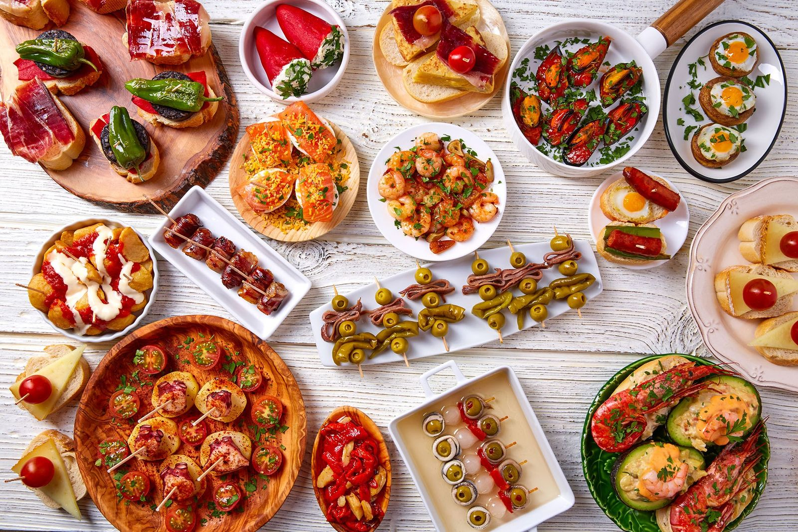 Travel Geeks online: deconstructing Spanish food — 19 May 2020