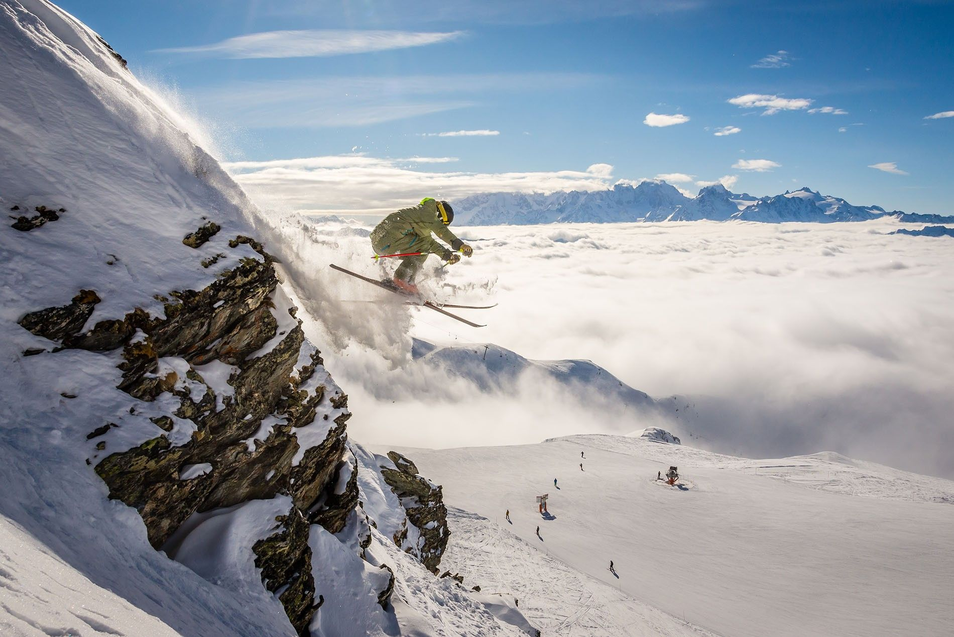From Chamonix to China, we hear where the pros will be spending their snow season.