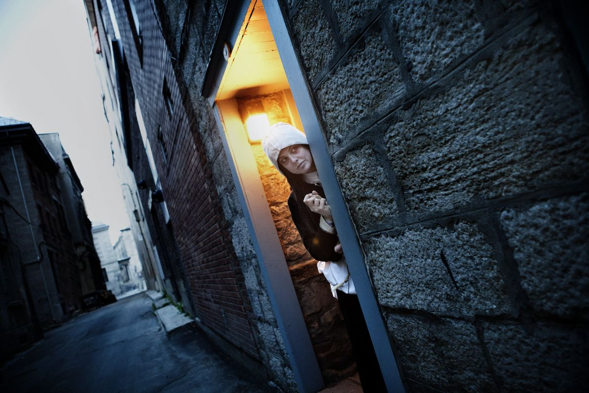 Guidatour will take you on a ghost thematic tour that explores Old Montreal in a completely ...