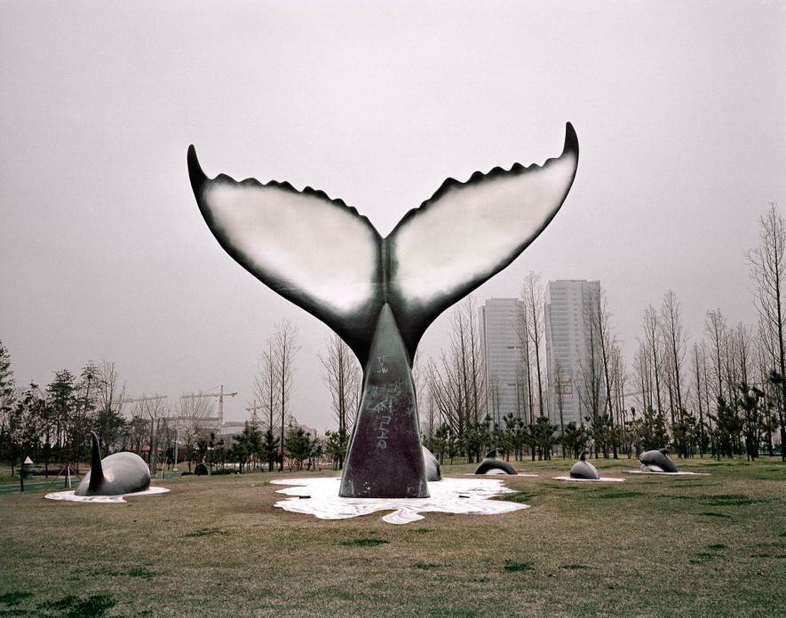 New Songdo International Business District in South Korea is an aerotropolis strategically located just over seven ...