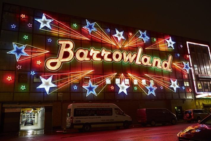 Barrowland Ballroom. Credit: Nick Warner