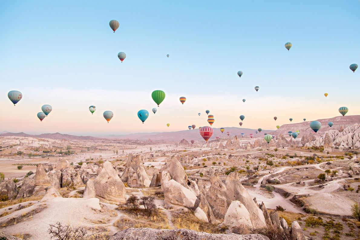 Goreme National Park, Turkey