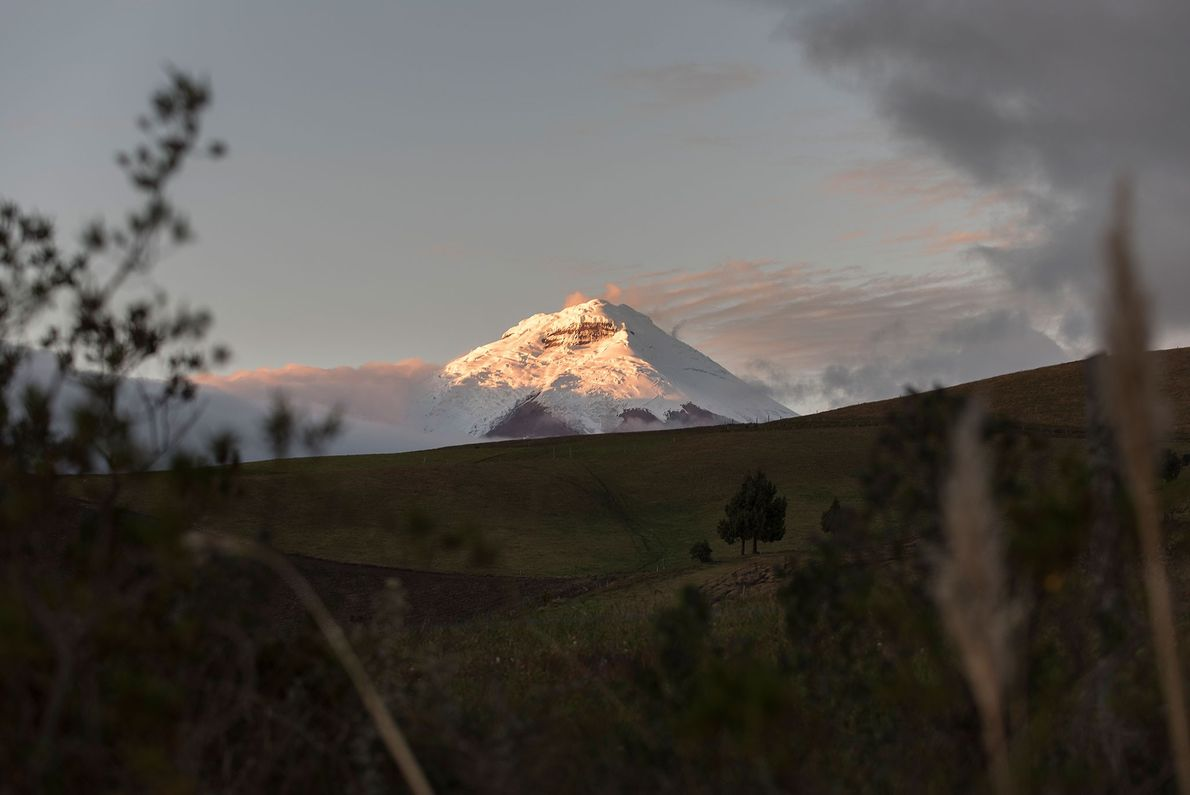 Cotopaxi erupted more than 60 times since the 16th century, making it one of the most ...