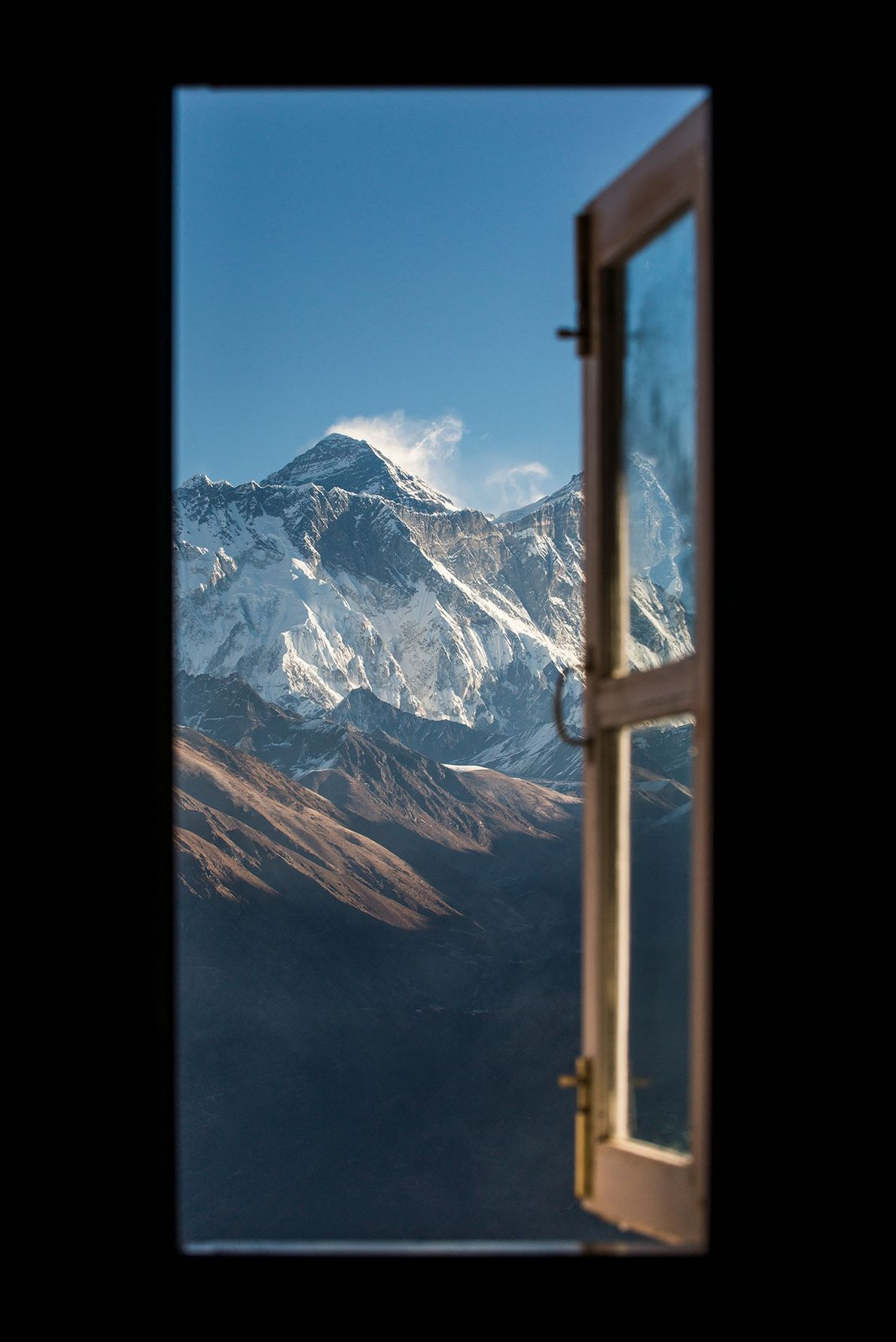 The highest mountain in the world, Mount Everest is over 60 million years old and grows ...