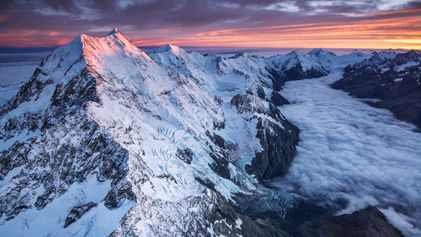 Photos of the world's most spectacular mountains