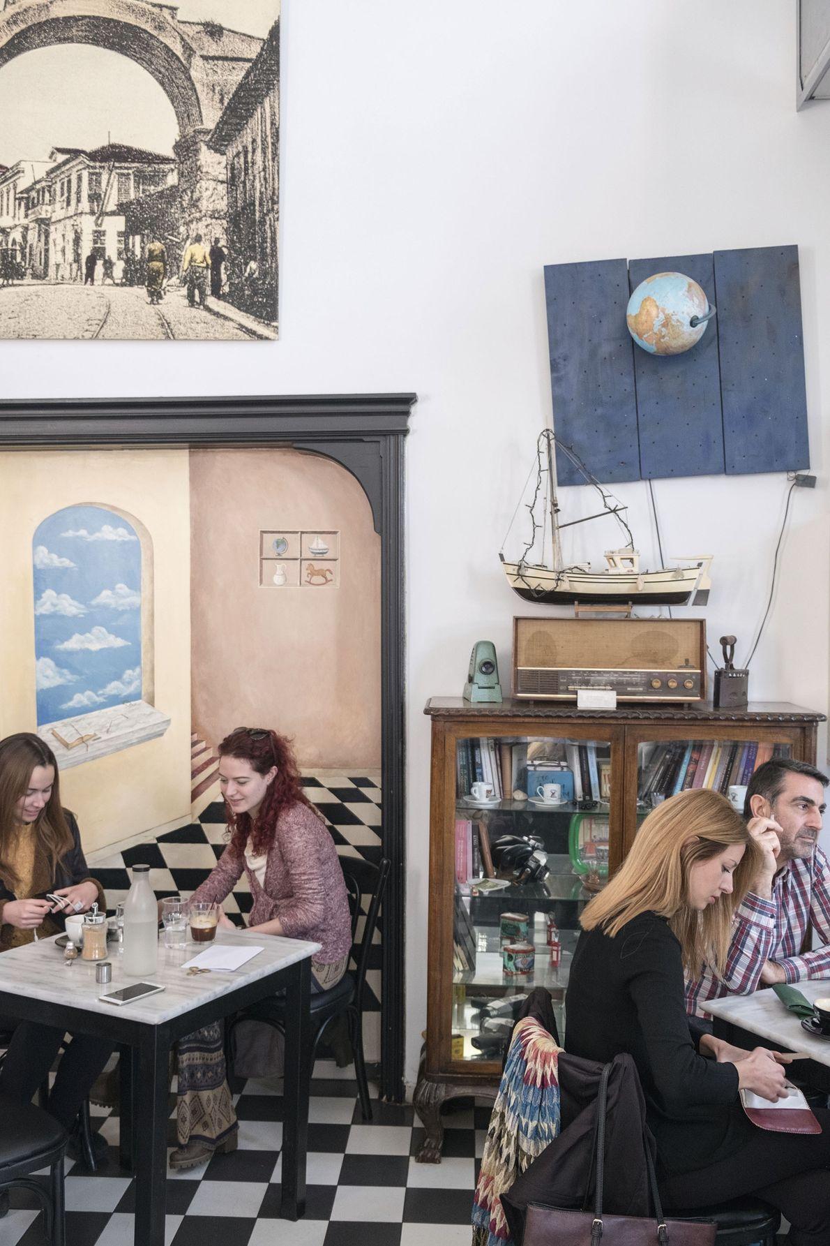 Cafe LUX, Thessaloniki