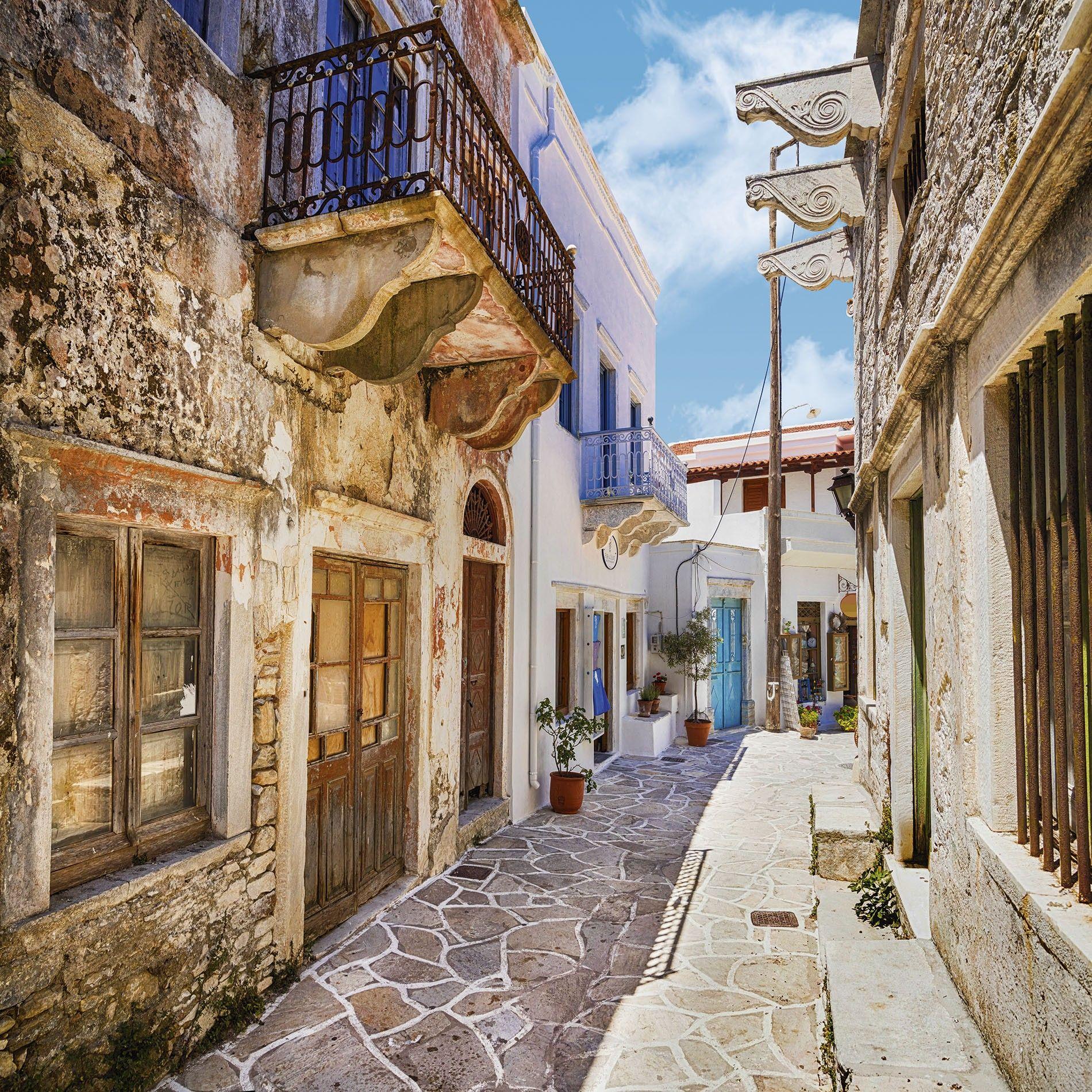 Naxos: The natural playground