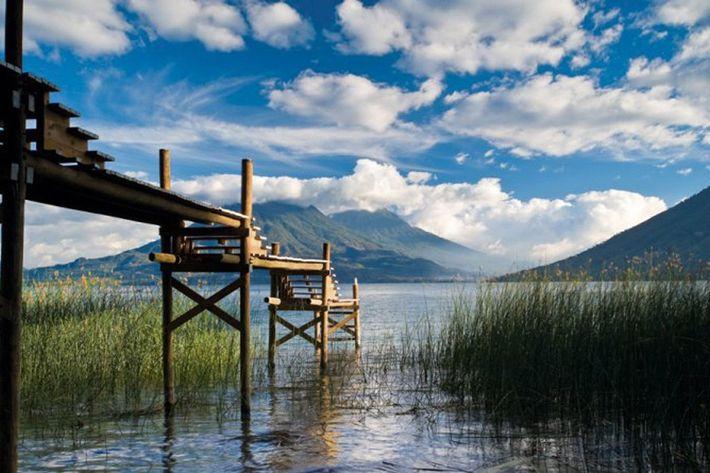 Lake Atitlan, Western Highlands