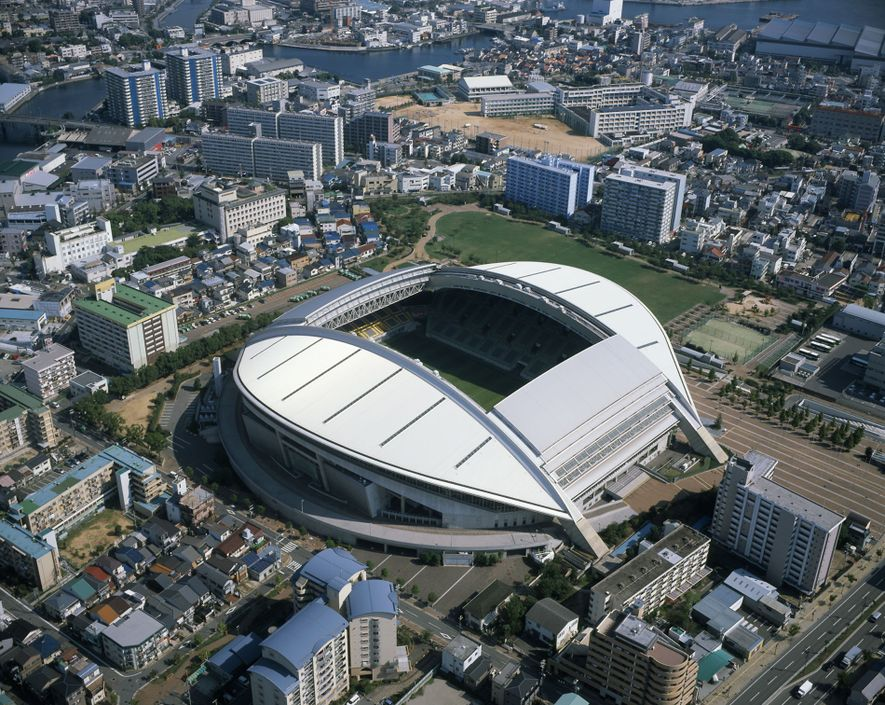 Game on: See the Rugby World Cup at Setouchi's Kobe Misaki stadium