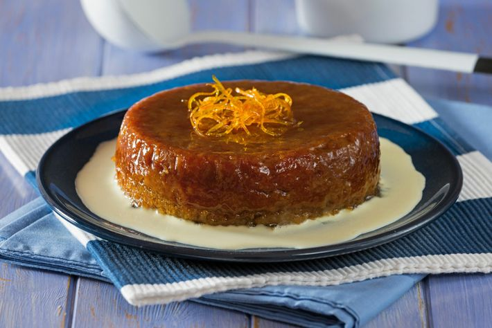 Malva cake is reserved for special occasions throughout the year in South Africa, but Christmas sees variations ...