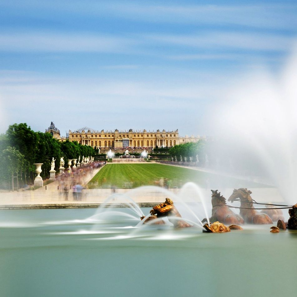 The mechanical wonder that powered Versailles's fountains