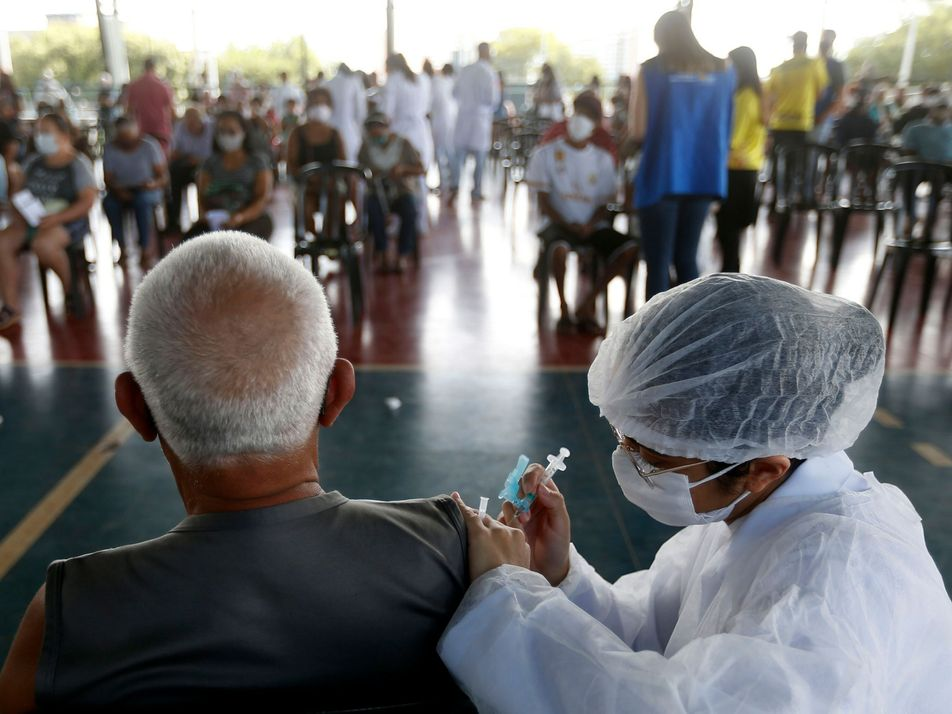 Brazil once vaccinated 10 million people for polio in a day. What went wrong with COVID-19?