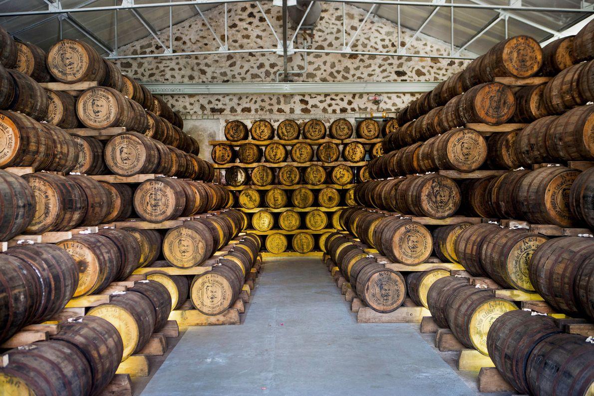 Rum in Martinique