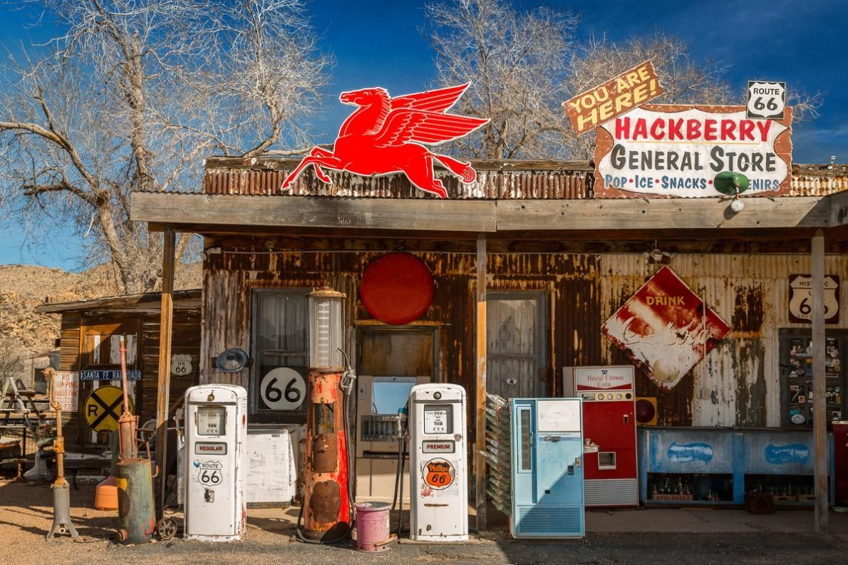 The Hackberry General Store, Mohave County