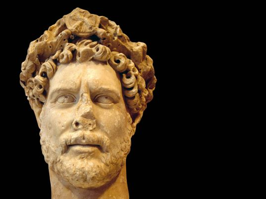 This Roman emperor spared no expense on his passion for all things Greek
