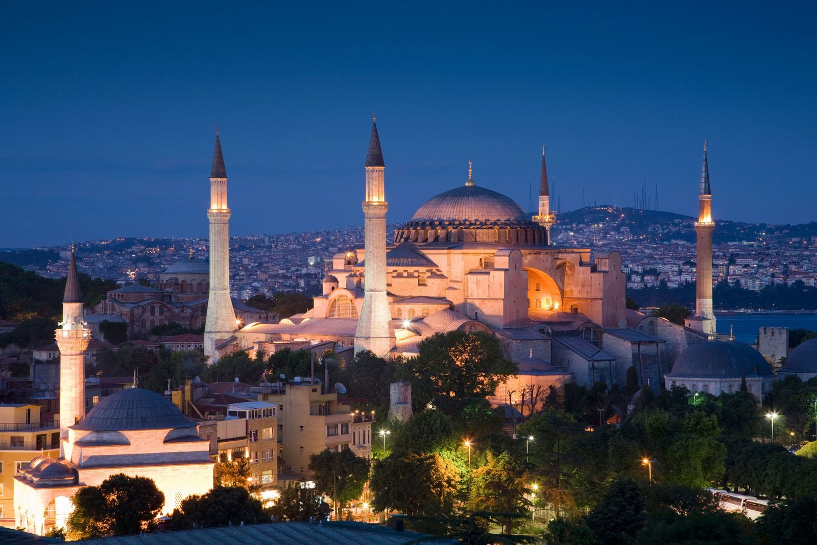 Hagia Sophia stripped of museum status, paving its return to a mosque