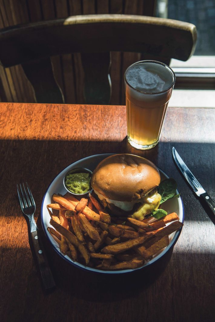 The meat at Otto's Burger is cooked to taste with extravagant toppings.