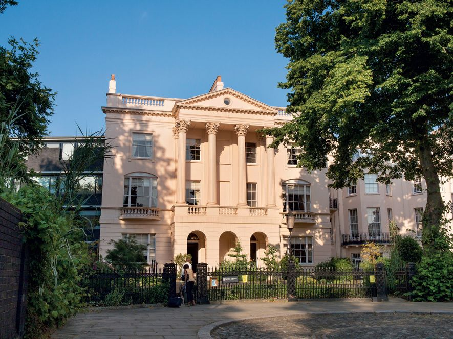 Named in honor of one its most illustrious members, William Harvey House is the accommodation wing ...
