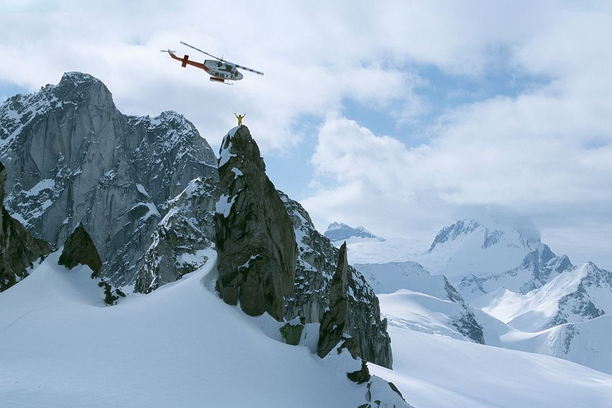 Learn to Heli-Ski in These Magnificent Mountain Ranges