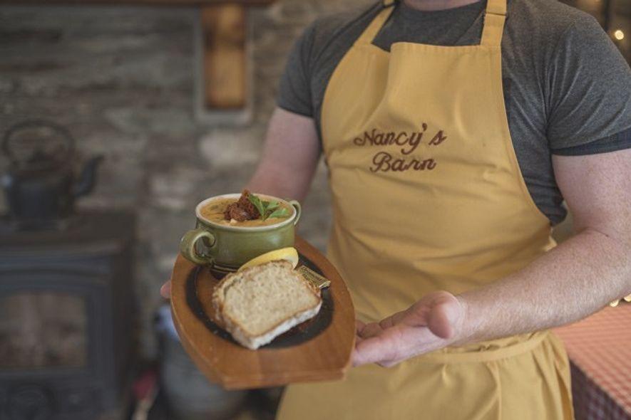 Nancy's Barn, Ballyliffin, Donegal