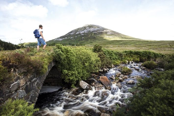 Hiking in Donegal