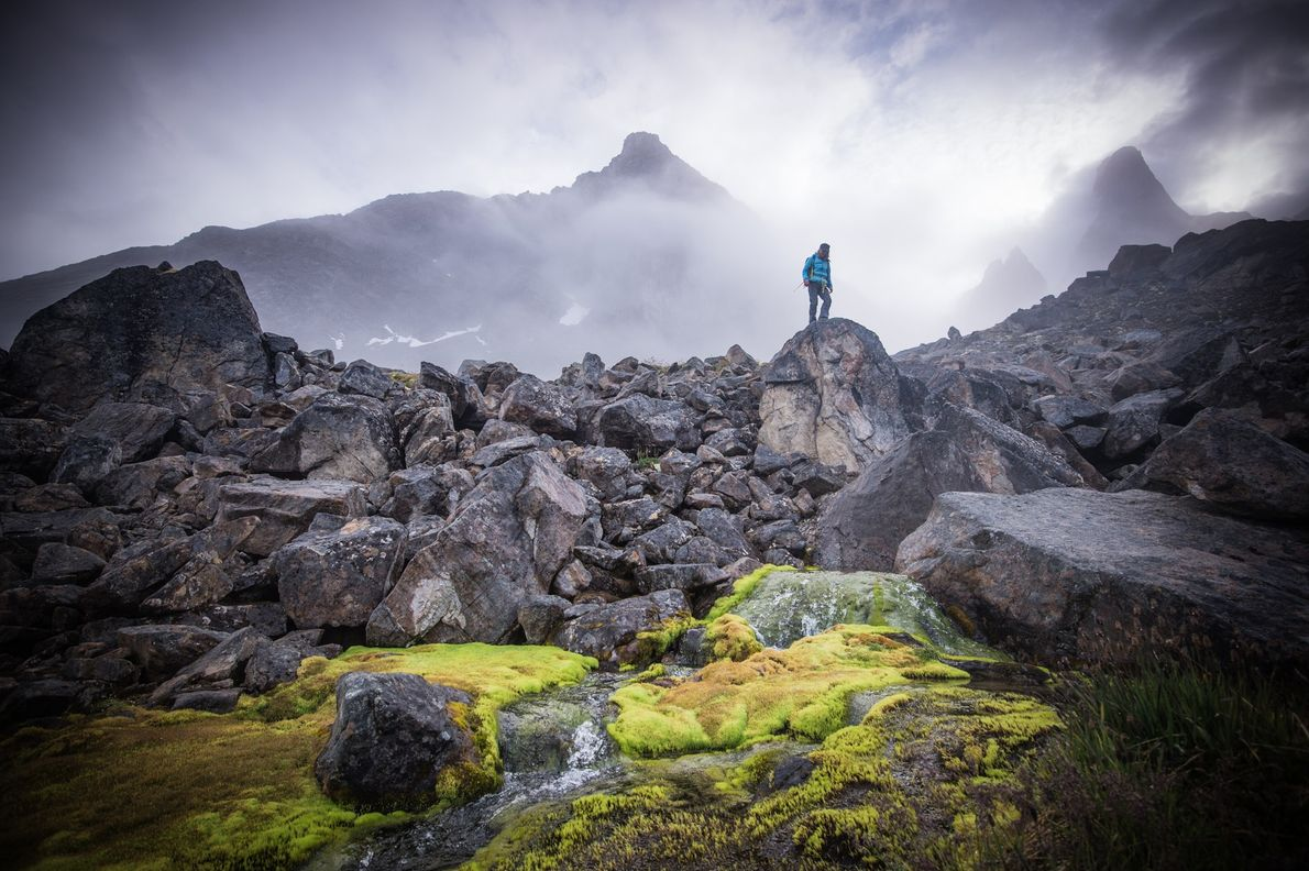 None of Greenland's land is private, which permits daring explorers to forge their own paths through ...
