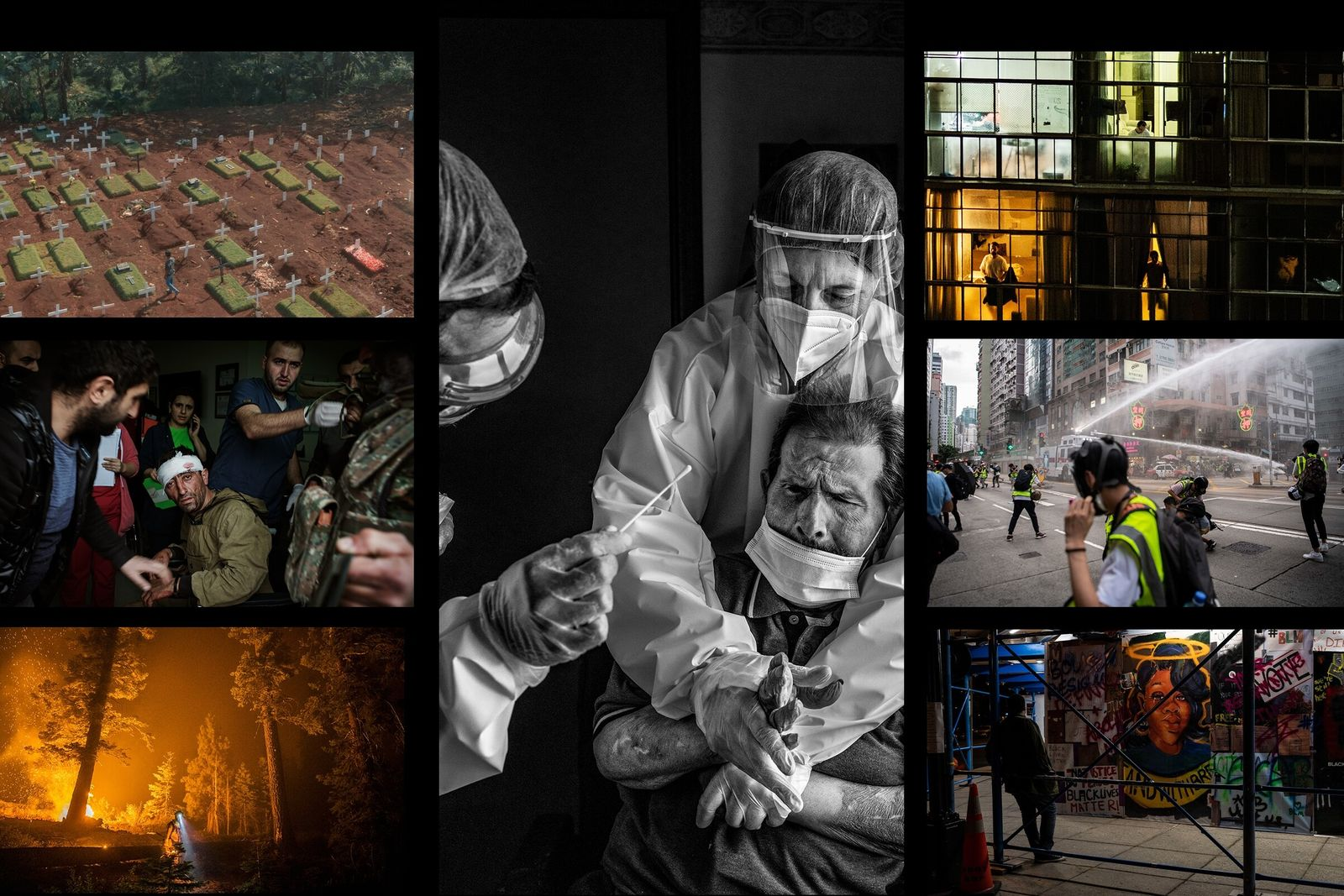 2020 in Photos - cover